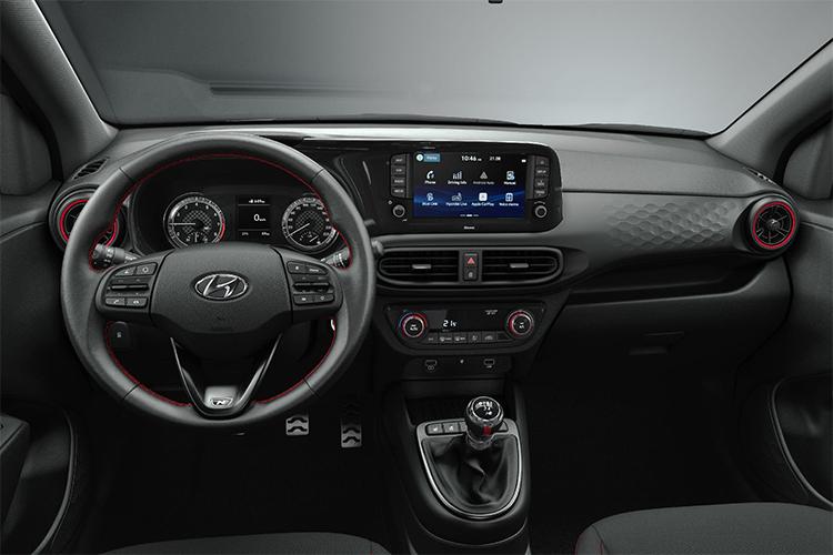 Hyundai i10 thế hệ mới - xe Hàn tiếp trục trẻ hóa