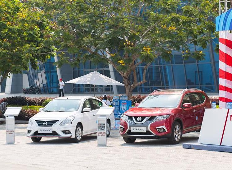 Tan Chongtiếp tục là nhà nhập khẩu và phân phối xe Nissan tại Việt Nam. Ảnh: Nissan