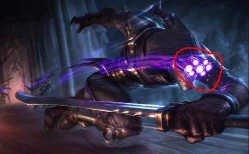 Các game thủ nghĩ ngay đến Master Yi trong Liên minh huyền thoại khi xem cụm camera.
