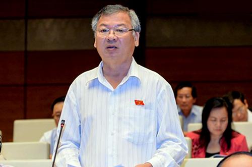 Ông Hồ Văn Năm. Ảnh: Trung tâm báo chí Quốc hội