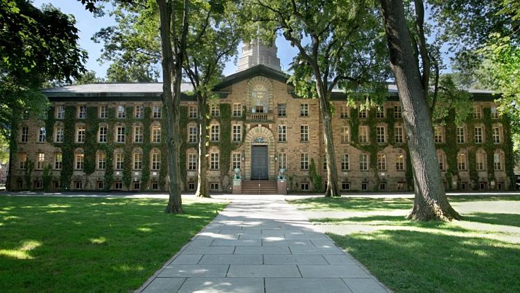 Đại học Princeton. Ảnh: Princeton University