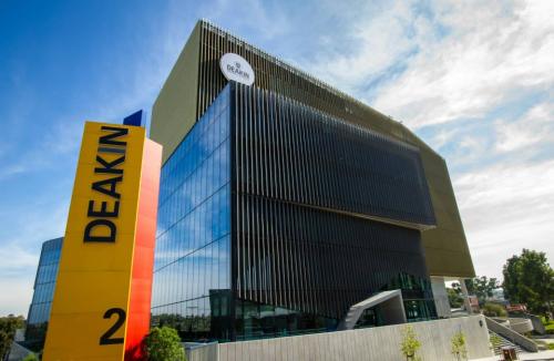 Đại học Deakin có thế mạnh đào tạo về khoa học dữ liệu.