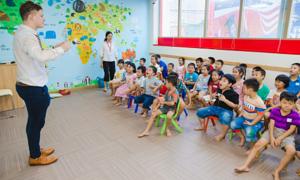 Học viên VUS trải nghiệm cơ sở mới tại Nguyễn Ảnh Thủ 2