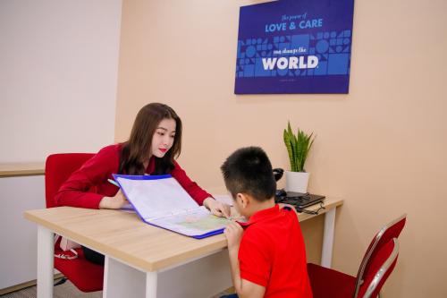 Học viên trải nghiệm lớp học tại cơ sở mới VUS - 3