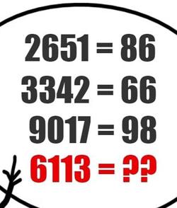 Thử tài suy luận với năm bài toán - 4