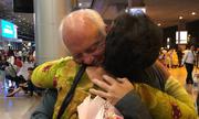 Cuộc hội ngộ sau 50 năm của cựu binh Mỹ và bạn gái Việt