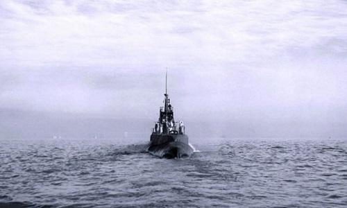 Tàu ngầm USS Herring của Mỹ. Ảnh: History.