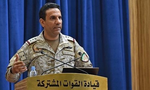 Ông Turki al-Malik phát biểu với báo giới ở Ryadh hôm nay. Ảnh: AFP.