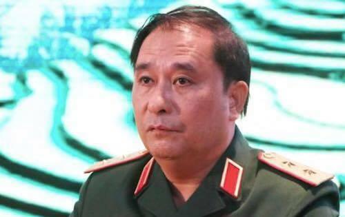 Trung tướng Phùng Sĩ Tấn. Ảnh:P.V