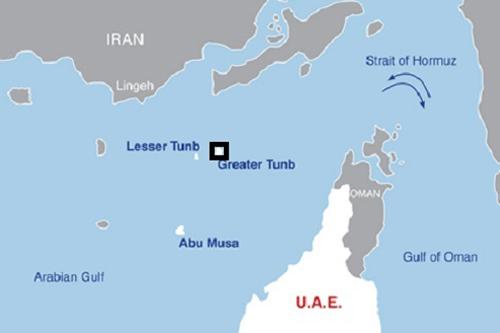 Iran bắt tàu buôn lậu dầu