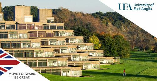 Khuôn viên trường University of East Anglia
