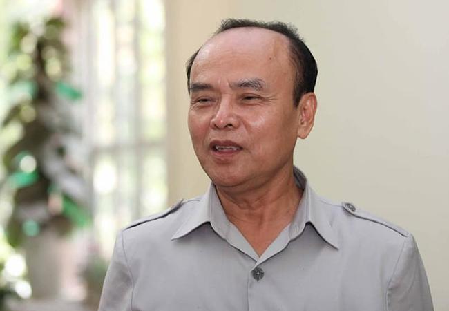 Ông Nguyễn Xuân Dương, Phó chủ tịch Hiệp hội Dệt may VN.