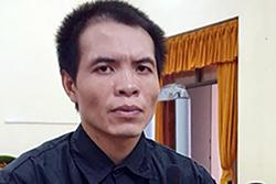 Nguyễn Minh Ký tại phiên toà. Ảnh: Lan Vy