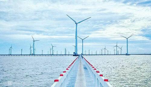 Чистая энергетика во Вьетнаме по плану превысила 2%