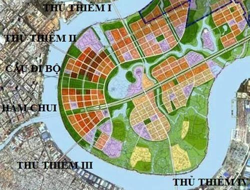 TP HCM khởi động dự án cầu Thủ Thiêm 4