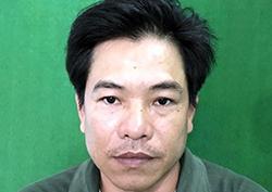 Tài xế Trần Văn Châu. Ảnh: Thanh Phong