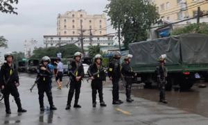 Hàng trăm cảnh sát khám xét Công ty Alibaba