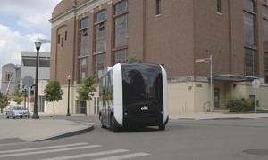 Xe tự lái sản xuất bằng công nghệ in 3D ở Đức