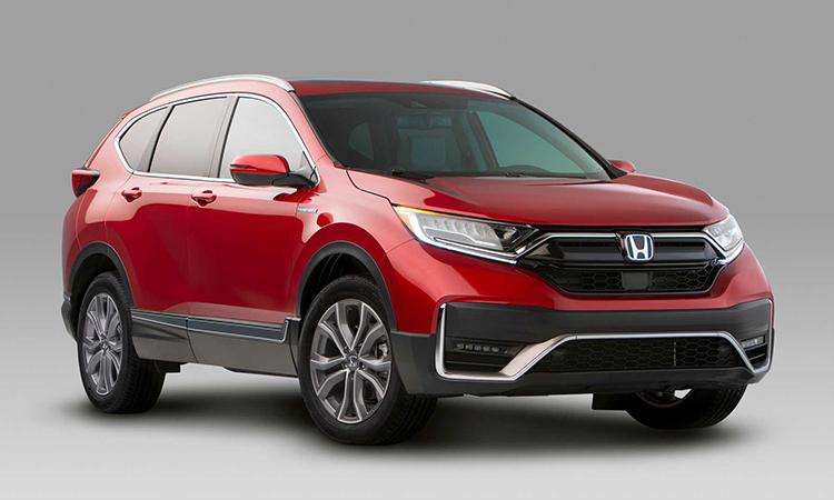 Honda CR-V 2020 - bản nâng cấp