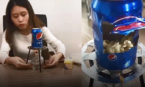 Bé gái thiệt mạng khi bắt chước video nấu ăn trên mạng