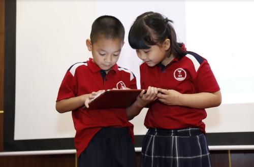 Cổng trực tuyến giúp học sinh dễ dàng tiếp cận với chương trình giáo dục mới.