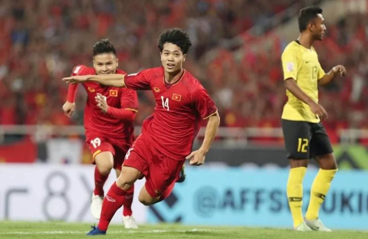 Dưới thời HLV Park Hang-seo, Việt Nam chưa từng thua Malaysia.