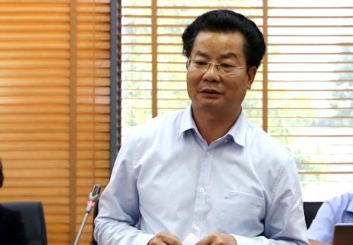 Phó vụ trưởng Chính quyền địa phương Nguyễn Hữu Thành. Ảnh: HT