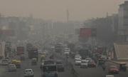 Ô nhiễm không khí ở thủ đô Ấn Độ