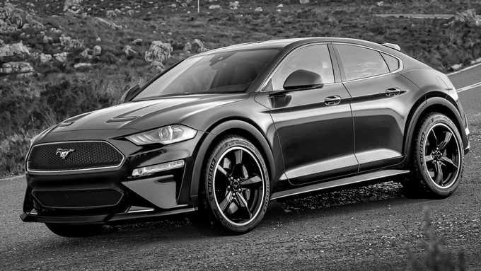 Những mẫu ôtô điện ra mắt năm 2020
