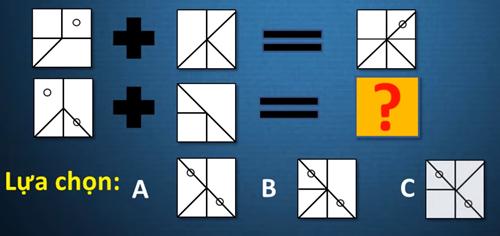 Kiếm tra IQ với tám câu đố - 5