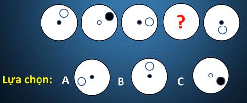 Kiếm tra IQ với tám câu đố - 7