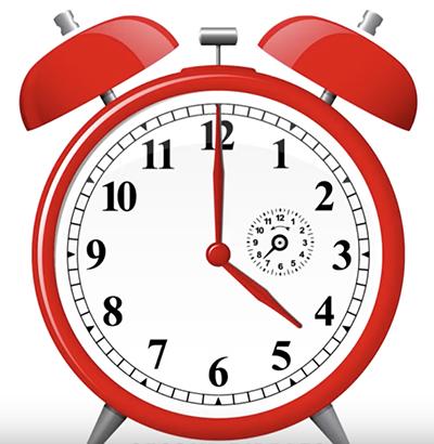 Sáu câu đố tìm điểm sai trên đồng hồ