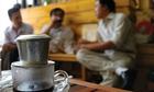 Tôi bán cà phê rang xay tại chá» bá» khách chê không Äậm, không khÃt