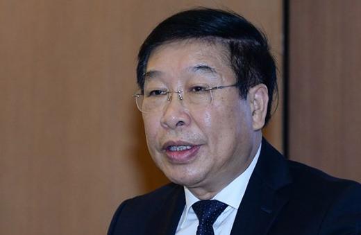 PGS.TS LêMinh Thông. Ảnh: Trung tâm báo chí Quốc hội.