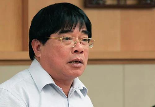 Ông Đỗ Văn Dũng, Hiệu trưởng Đại học Sư phạm kỹ thuật TP HCM. Ảnh:Dương Tâm