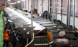 Hệ thống phân loại 30.000 đơn hàng mỗi giờ