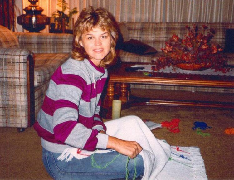 Sherri Rasmussen chết lúc 29 tuổi. Ảnh: