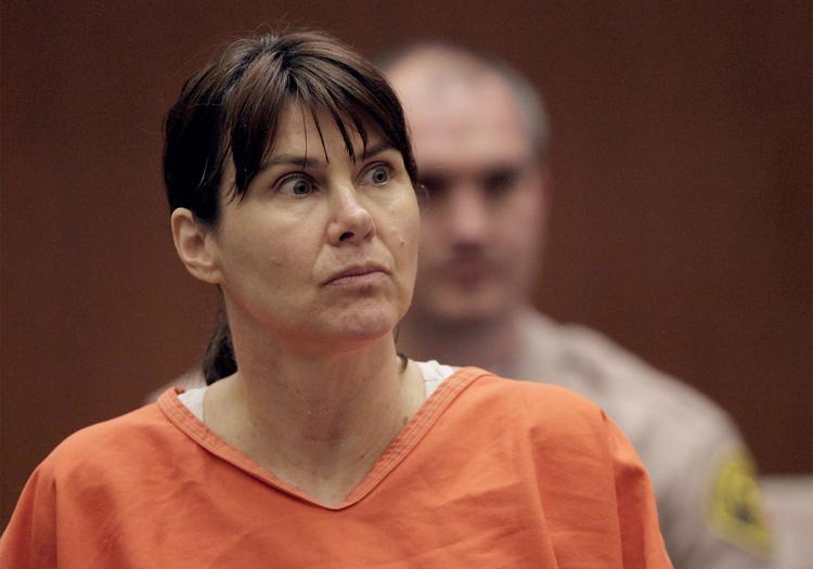 Stephanie Lazarus tại tòa. Ảnh: Nick Ut/Shutterstock.