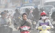 Hà Nội ô nhiễm không khí vì nhiều công trình xây dựng kéo dài