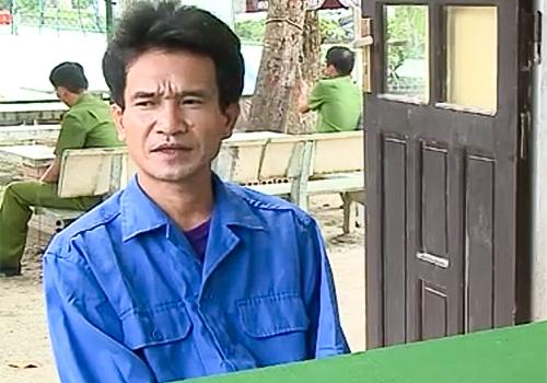 Nghi phạm Nguyễn Văn Phương. Ảnh: Công an cung cấp.