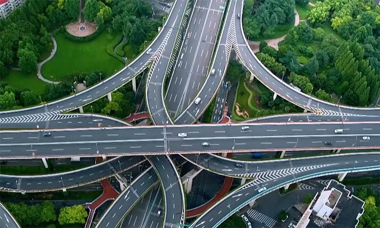 Những siêu hệ thống giao thông Trung Quốc