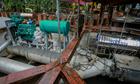 Có nên thuê máy bơm 14,2 tỷ đồng một năm chống ngập vài trăm mét đường?
