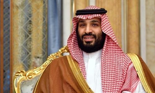 Thái tử Arab Saudi Mohammed bin Salman tại Jeddah hôm 18/9. Ảnh: Reuters.