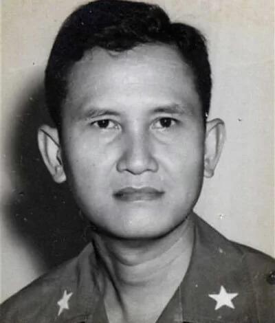 Chuẩn tướng Nguyễn Hữu Hạnh. Ảnh tư liệu.