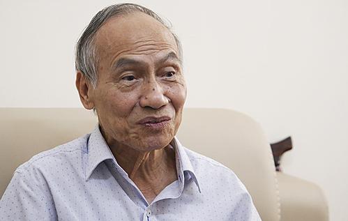 PGS Nguyễn Kế Hào. Ảnh: Dương Tâm