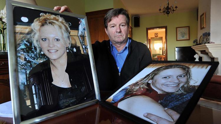 Jacky Kulick – bố của Elodie – dành cả đời đòi công lý cho con gái. Ảnh: VDNPQR.