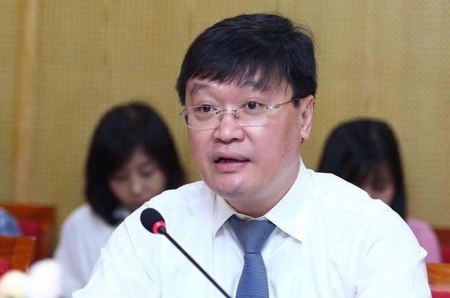 Thứ trưởng Kế hoạch Đầu tư Nguyễn Đức Trung. Ảnh: PV