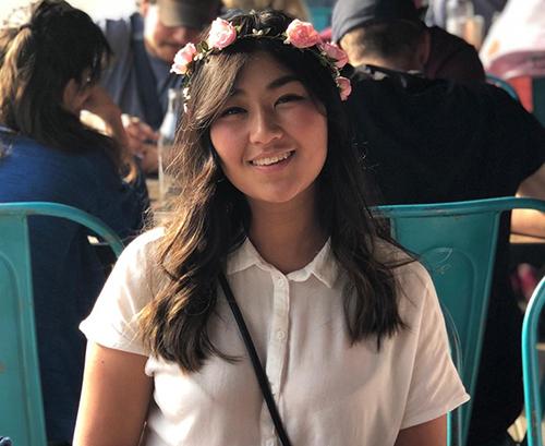 Alma Manson, tên thật là Nguyễn Thị Thúy. Ảnh: Nhân vật cung cấp