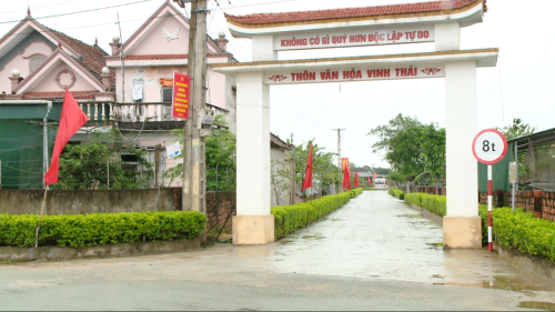 Thôn Vinh Thái, xã Cẩm Bình, huyện Cẩm Xuyên, tỉnh Hà Tĩnh.