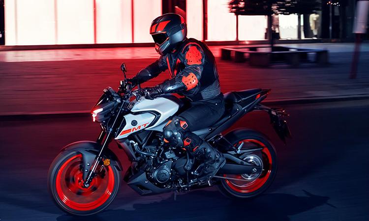 Yamaha MT-03 thế hệ mới.